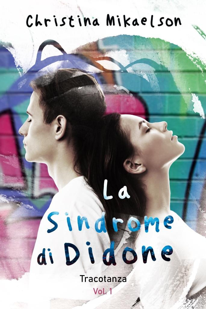 """Cover Reveal: """"LA SINDROME DI DIDONE"""" di Christina Mikaelson – A LIBRO  APERTO"""